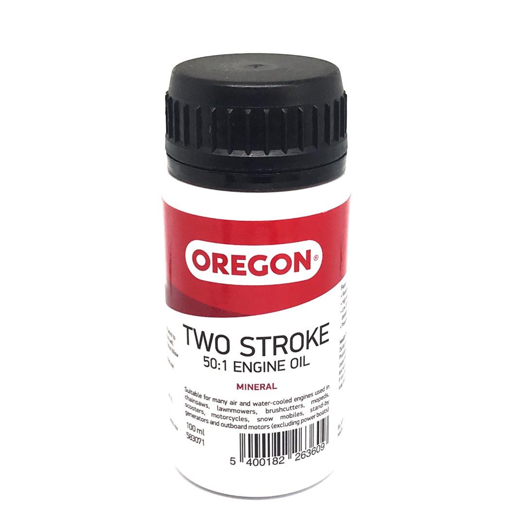 Oregon Universal 2-stroke Mineral Oil 100ml 583071