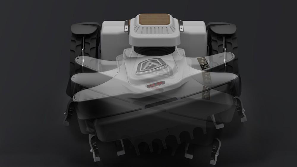Ambrogio 4.0 B Premium Robotic Lawnmower- Up to 2200 m2 from Mower Magic