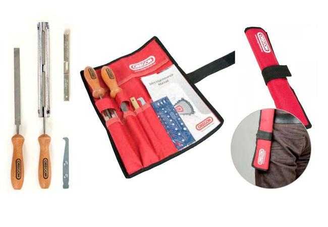 Oregon 558488 Sharpening Kit in Pouch