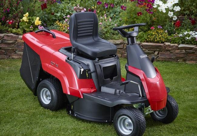 Buy Mountfield 827h Compact Hyrdostatic Lawn Rider Mower