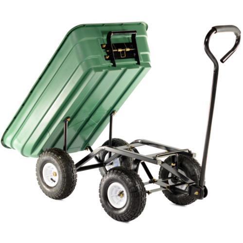Cobra Poly Hand Cart 200kg GCT200P