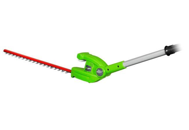 Buy Greenworks G40pshk2 40v Cordless Long Reach Hedge