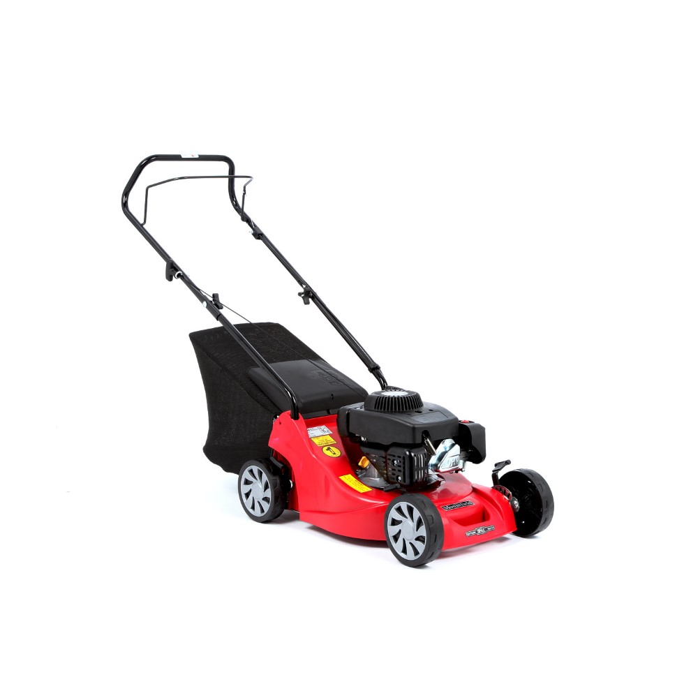 buy mountfield hp414 petrol lawnmower 39cm push. Black Bedroom Furniture Sets. Home Design Ideas