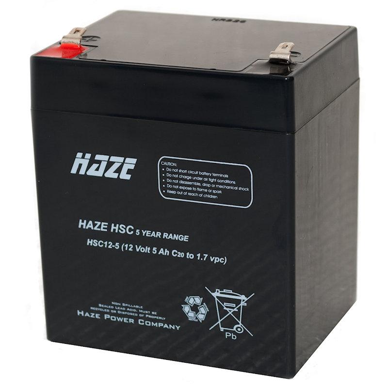 Lawn Mower Battery 12v 5ah Hsc12 5 Batteries Mower Magic
