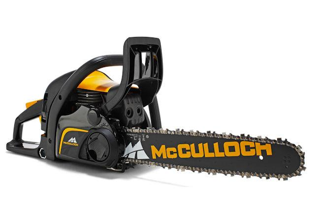 mcculloch cs35s petrol chainsaw 14in 36cc mcculloch chainsaws mower magic. Black Bedroom Furniture Sets. Home Design Ideas