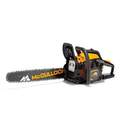 Mcculloch Cs50s Petrol Chainsaw 18in 50cc Mcculloch
