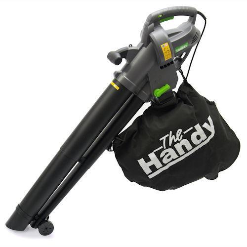 Handy 3000w Electric Leaf Blower Vac Handy Blower