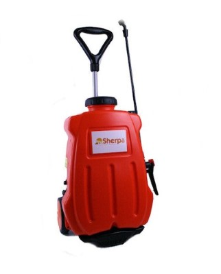 Sherpa Deluxe Multi Sprayer Cordless Powered Knapsack