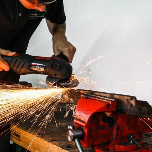 Rotary Lawnmower Blade Sharpening Service
