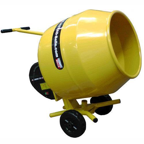 Buy Belle Minimix 130 Electric Cement Mixer Belle Cement