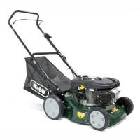 Webb Classic Petrol Lawnmower 42cm / Push R41HP